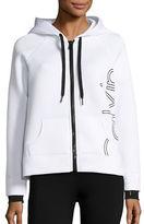 Calvin Klein Scuba Zip-Up Sweatshirt