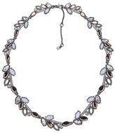 Jenny Packham Crystal & Rose Opal Collar Necklace