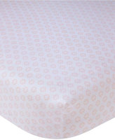 NoJo Chantilly Crib Sheet