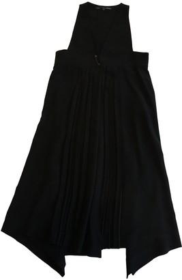 Gianfranco Ferre Black Silk Dress for Women