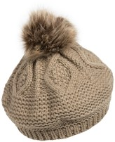 FITS Accessories Cable-Knit Beret (For Women)