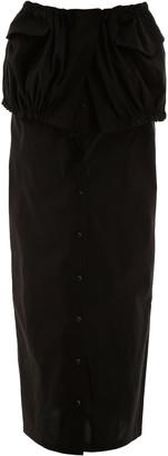 Jacquemus Cueillette Long Skirt