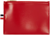 Thom Browne Red Large Coin Pouch