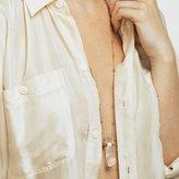 Mr. Kate Crystal Spear Necklace - Clear Quartz