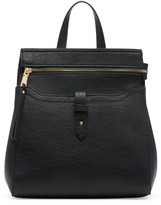 Sole Society Women's Nylah Backpack Faux Leather Shoulder Black One Size From
