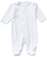 Edgehill Collection Baby Boys 3-6 Months Noah Print Coveralls