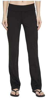 Royal Robbins Jammer Knit Pants (Jet Black) Women's Casual Pants