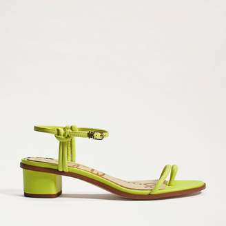 Sam Edelman Isle Ankle Strap Block Heel Sandal