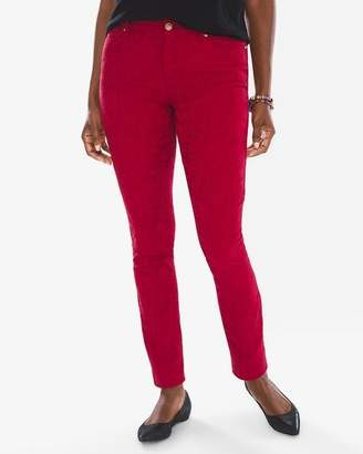 Chico's Chicos Jacquard Jeggings