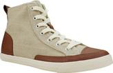 Burnetie Women's High Top Vintage Sneaker 003263