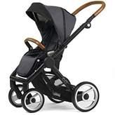 Mutsy Evo Urban Nomad Stroller, Black Chassis, Dark Grey by
