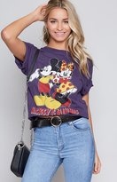 Beginning Boutique Vintage Mickey & Minnie Couple Tee