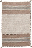 DwellStudio Gray/Taupe Area Rug Rug