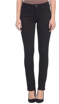 LOLA Cosmetics Jeans Mid-Rise Classic Straight Jeans - Kristine