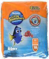 Huggies Little Swimmers Diapers - Medium - 18 ct