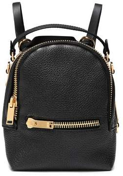 Sophie Hulme Wilson Convertible Textured-leather Backpack