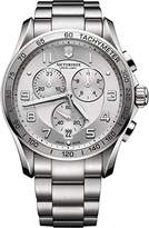 Victorinox Men's Classic 241654 Stainless-Steel Swiss Automatic Watch