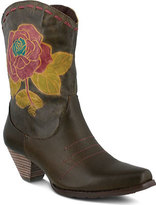 Spring Step Women's L'Artiste by Aster Western Boot