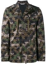 Valentino 'Camustars' military jacket