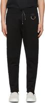 Alyx Black Zip Track Pants