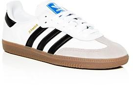 adidas Men's Samba Og Leather Lace-Up Sneakers