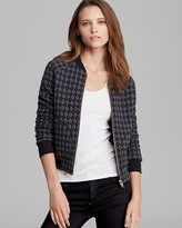 Marc by Marc Jacobs Jacket - Quilty Argyle