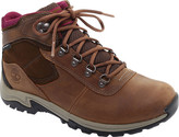 Timberland Mount Maddsen Mid Leather Waterproof Boot (Women's)