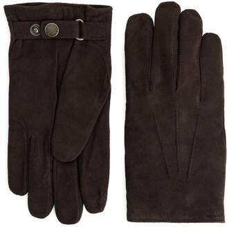 Arket Hestra Robert Suede Gloves