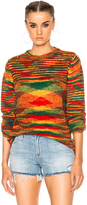 The Elder Statesman FWRD Exclusive Dipped Picasso Sweater
