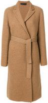 Fabiana Filippi tailored belted coat