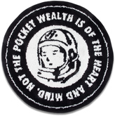 Billionaire Boys Club Helmet Emblem Rug