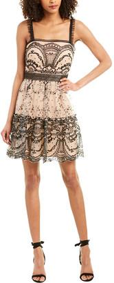 Monique Lhuillier Ml Cocktail Dress