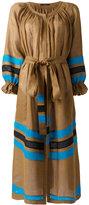 Vita Kin striped belted dress