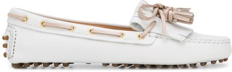 Car Shoe Tassel Detail Loafers