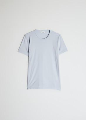 Need Women's Short Sleeve Dye T-Shirt in Slate, Size Large | 100% Cotton