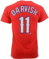 Majestic Men's Short-Sleeve Yu Darvish Texas Rangers Player T-Shirt