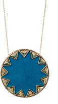 House Of Harlow Sunburst Pendant Necklace