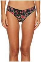 Dolce & Gabbana Floral Bikini Bottom Women's Swimwear