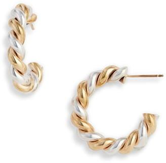 Laura Lombardi Mella Multi Hoop Earrings