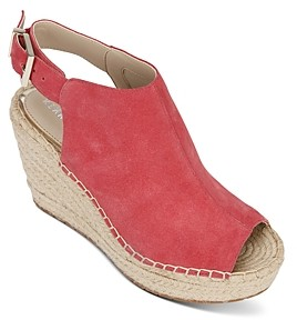 Kenneth Cole Women's Olivia Wedge Espadrille Sandals