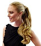 "Hairdo. by Jessica Simpson & Ken Paves HD 23"" LONG WAVE PONY R25"