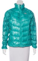 The North Face Quilted Puffer Coat