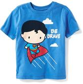 Old Navy DC Comics Superman Tee for Toddler Boys