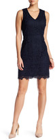 Joe Fresh V-Neck Lace Dress
