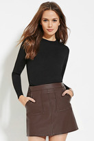 Forever 21 Contemporary Classic Sweater