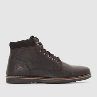 Redskins Babylone Leather Ankle Boots