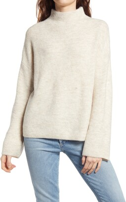 Chelsea28 Funnel Neck Pullover