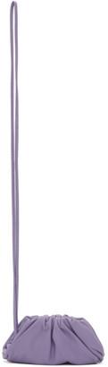 Bottega Veneta Purple Mini Coin Purse Clutch