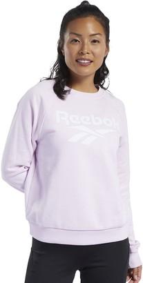 Reebok Women's Classics F Vector Crewneck Sweatshirt