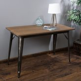 Christopher Knight Home Elmton Foldable Wood Table (ONLY)